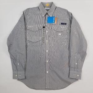 Columbia PFG Omni-Shade UPF 30 Bonefish S/P Shirt